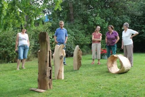 Kreativ Mit Holz Skulptour Eu