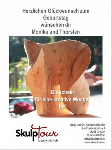 cd6b04af3f Workshop schenken / Workshops / SkulpTour.eu